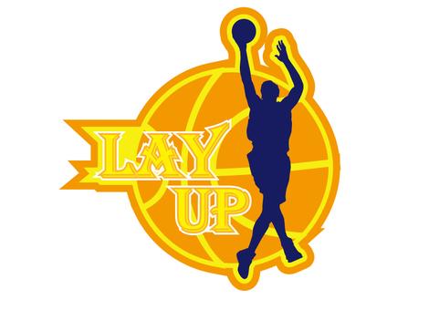 LAY UP logo