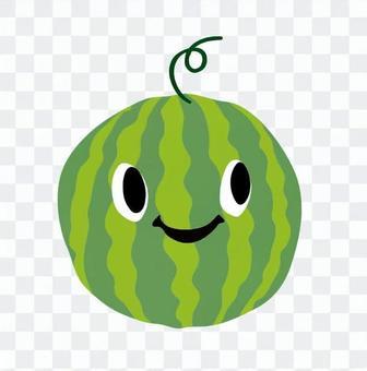 西瓜 - 微笑
