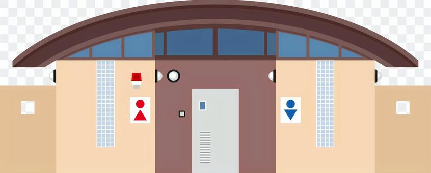 建設公共廁所