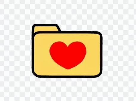 Folder favorite