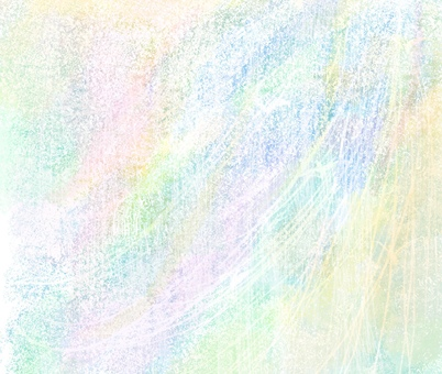 背景材料_修復_手繪蠟筆劃