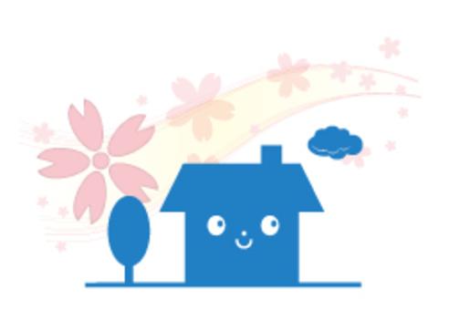 櫻花住宅(前)_藍色