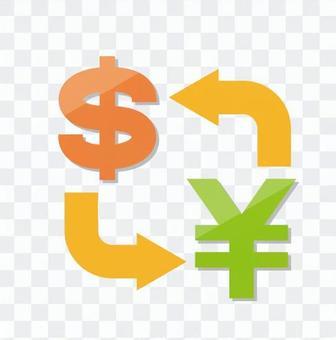 美元和日元