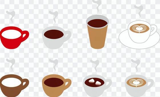 Hot drink P