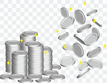 仮想通貨銀色のメダルコインゲームカジノ