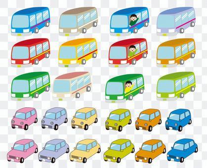 汽車大巴車