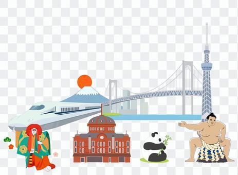 Tokyo Tourism Landmark