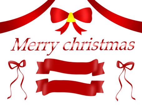 聖誕絲帶集合