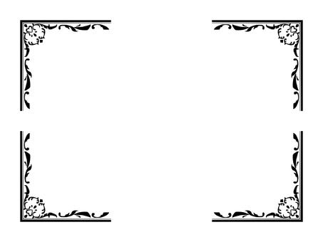 古色古香的角落裝飾