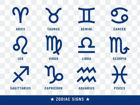 Constellation symbol set-01