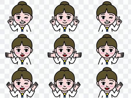 Ichi A_Face概述33_Girl