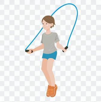 Jump rope 2