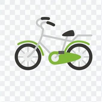 垃圾分離 - 自行車