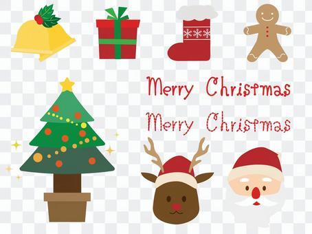 A simple Christmas motif