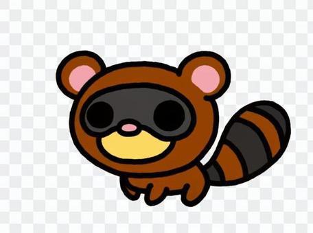 Raccoon E