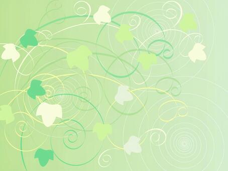 绿色的常春藤模式