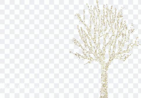 Illuminations of street trees 1