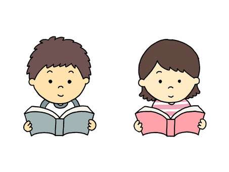 Reading (Children 2)