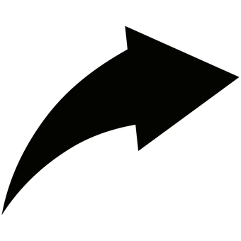 Arrow Momentum arrow Thick and short