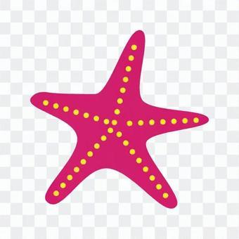 Red Starfish 2