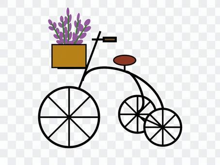三輪車(第二部分)
