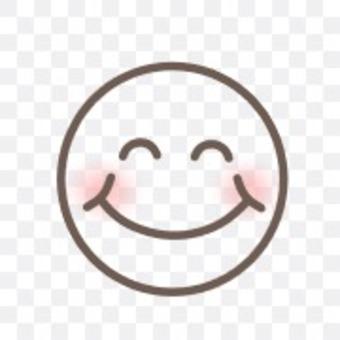 微笑微笑微笑面對透明
