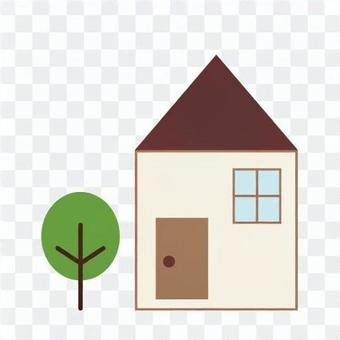 Image of a detached house