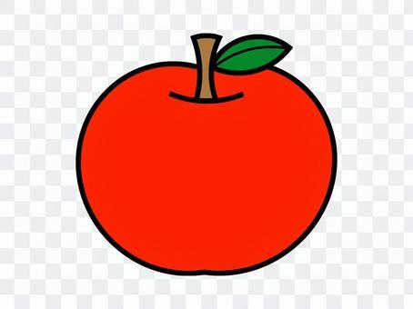 蘋果蘋果果實
