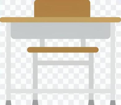 Nursery school, elementary school, junior high school desk, study desk