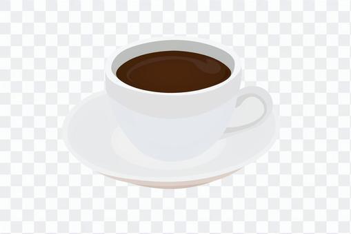 커피 한잔