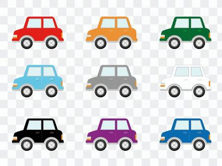 各种汽车图标