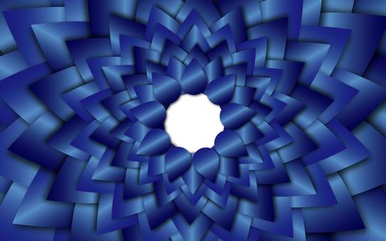 背景材料簡單的圖形圖案藍色