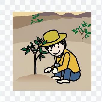 森林志願者