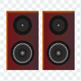 揚聲器系統(S)