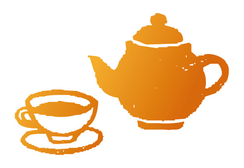 郵票式茶時間