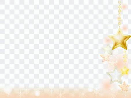 星形裝飾框架4