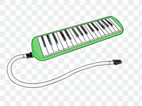 鍵盤口琴16(彩色)