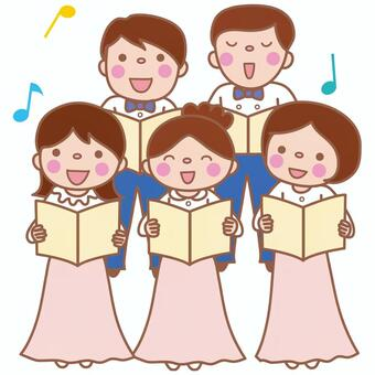 合唱(男女混合)