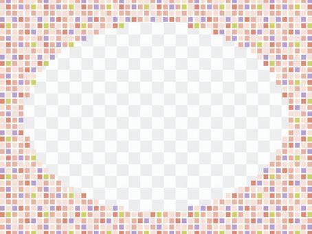 瓷磚框架像素藝術008