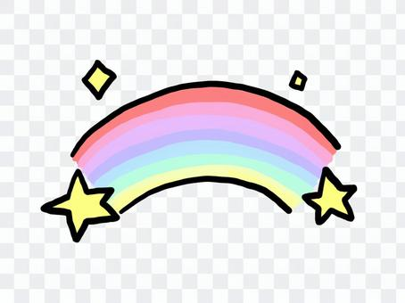 簡單的彩虹