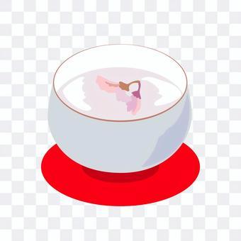桜湯・桜茶