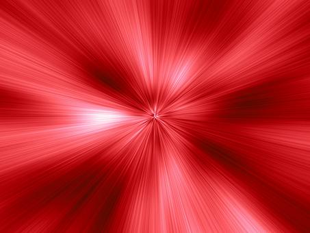 徑向紅色背景具有速度感4:3