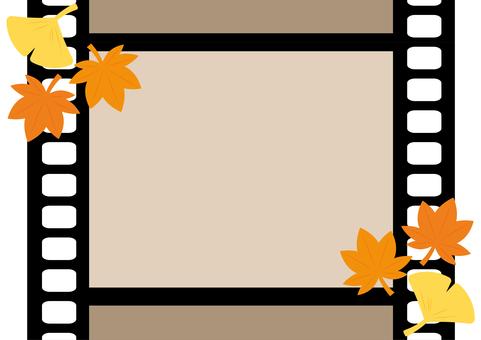 Film frame fresh (autumn)