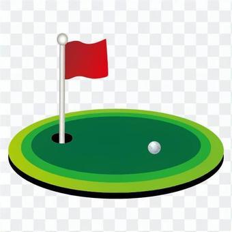 高爾夫球場果嶺