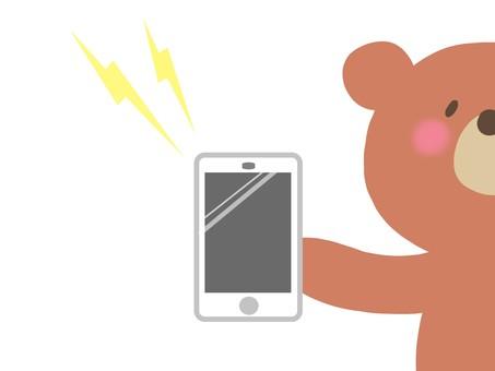 忍受智能手機