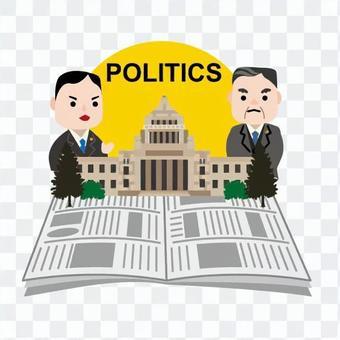 政治的文章