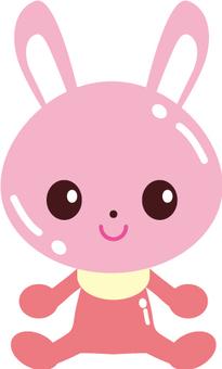 Usagi _毛绒玩具