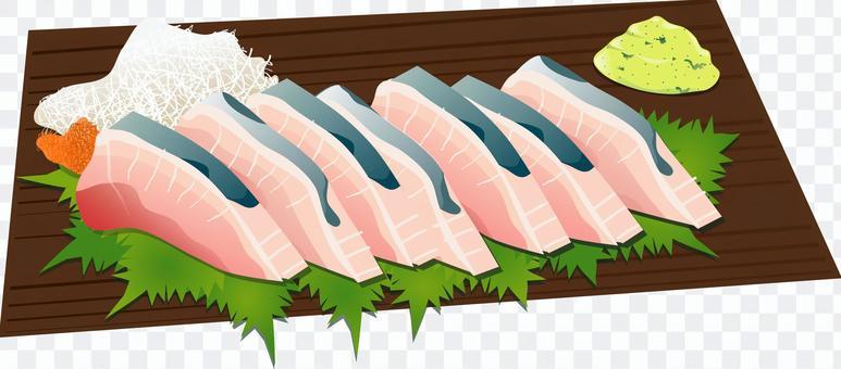 生魚片日本料理日本料理