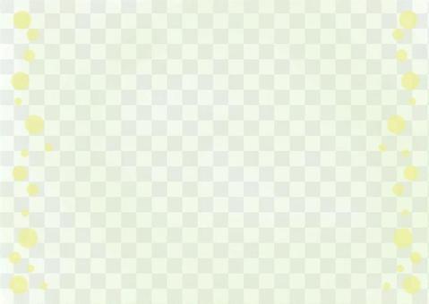 水彩垂直點(黃色)