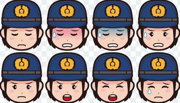 Mini Mini Policeman 29